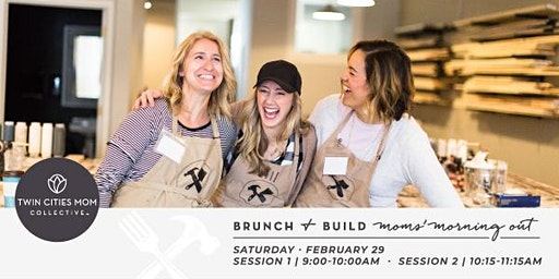 2020 Brunch & Build | Moms' Morning Out