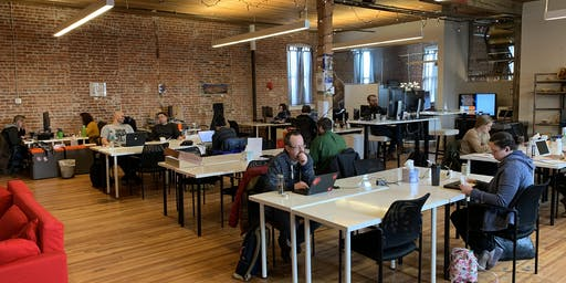 Free Day of Coworking at Collider Coworking