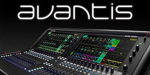 Allen & Heath Avantis Preview