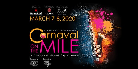 Carnaval on the Mile 2020 tickets