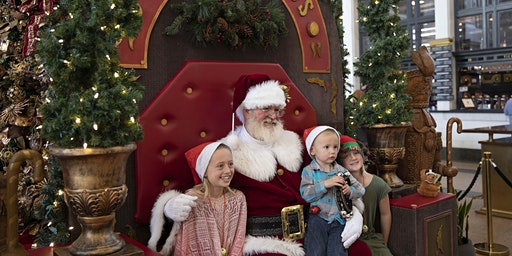 The St. Nick Express Family Pass