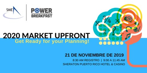 SME Power Breakfast - 2020 Market Upfront: Get Ready for your Planning!