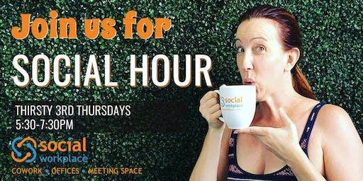 Social Hour: Thirsty 3rd Thursday 2020