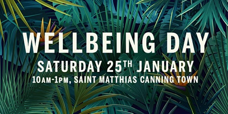Wellbeing Day tickets