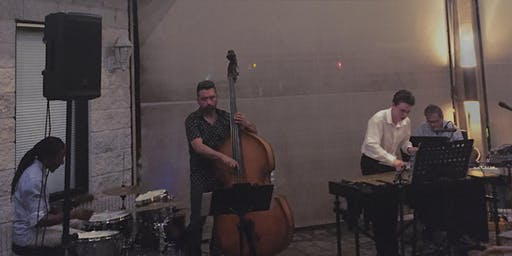 Jazz Concert at the Courtyard Grill: Featuring the James Hall Quartet