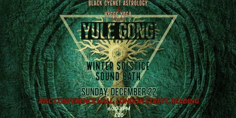 Winter Solstice Yule Gong Bath  tickets