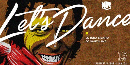 Lets Dance New Rock Club 16/11