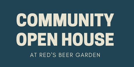 Community Open House tickets
