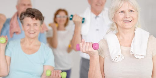 Exercise Safety for Seniors