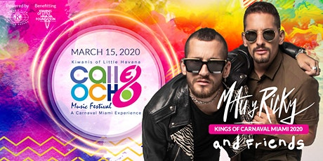 Calle Ocho Music Festival 2020 tickets