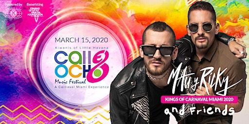 Calle Ocho Music Festival 2020