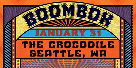 BoomBox tickets
