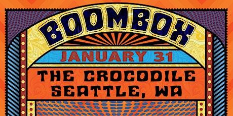 BoomBox tickets