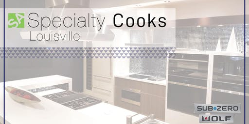 Louisville Specialty Cooks Wolf
