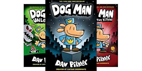 Dog Man Party (Grades 1-6) tickets