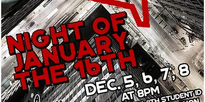 "Emmanuel College Theater Arts Presents ""Night of January 16th"""