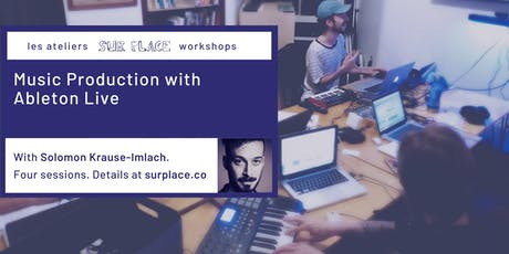 Music Production with Ableton Live tickets