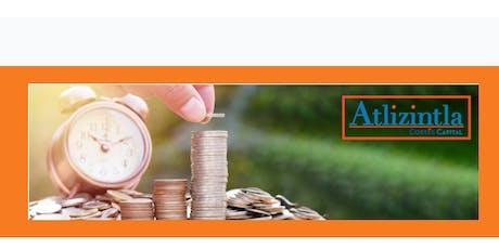 Networking de inversión e inteligencia financiera boletos
