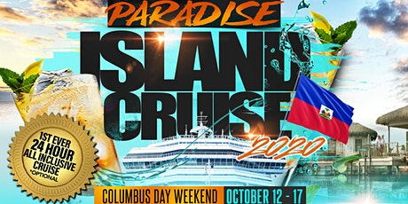 PARADISE ISLAND CRUISE 2020 tickets