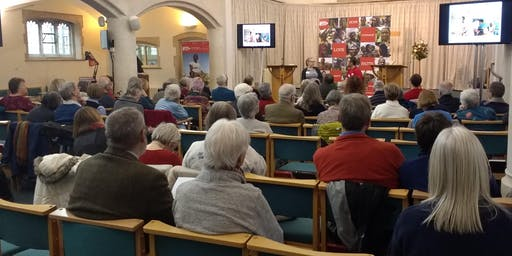 Christian Aid Supporters Conference
