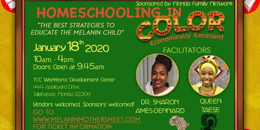 Homeschooling in Color: Economically Excellent