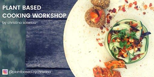 Plant Based Cooking and Tasting Workshop