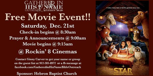 The Star - Free Movie Event