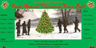 WW2 Reenactors - First Annual Christmas Truce Ball