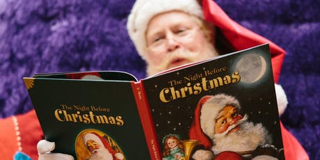 Story Time with Singing Santa tickets