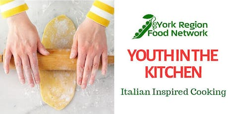 Youth in the Kitchen tickets