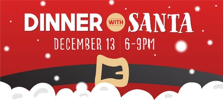 Dinner with Santa at Wildwood tickets