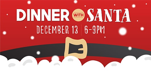 Dinner with Santa at Wildwood