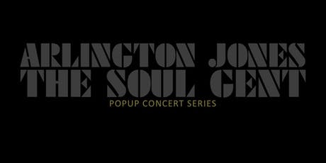 Arlington Jones: The Soul Gent tickets