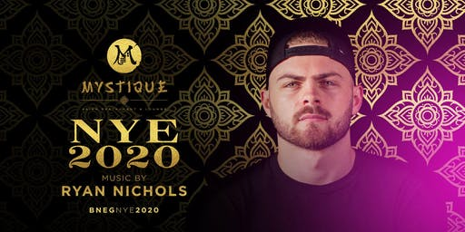 New Year's Eve 2020 at Mystique Encore Boston Harbor
