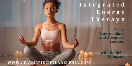 Integrated Energy Therapy Basic Class Sat. 1/18 tickets
