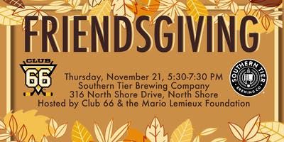 Club 66 Friendsgiving