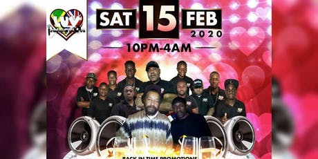 Big People Party - Luv Injection Sound Meets One Love Sound tickets