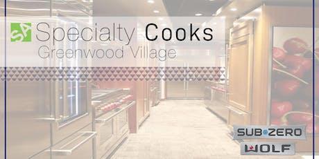 Greenwood Village Specialty Cooks Wolf tickets
