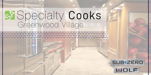 Greenwood Village Specialty Cooks Wolf