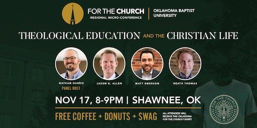 For The Church at Oklahoma Baptist University