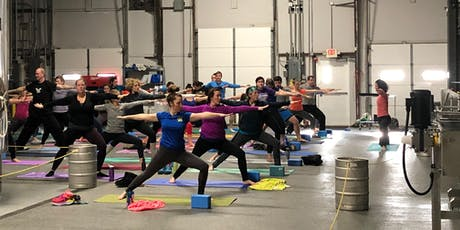 Untapped Yoga with Kristen to Benefit A Chance To Dance tickets