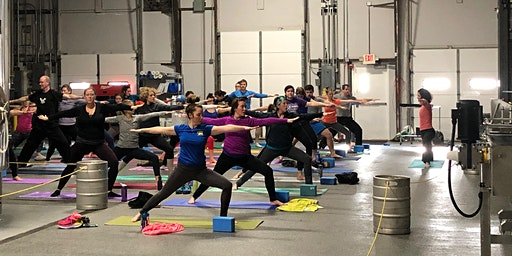 Untapped Yoga with Kristen to Benefit A Chance To Dance