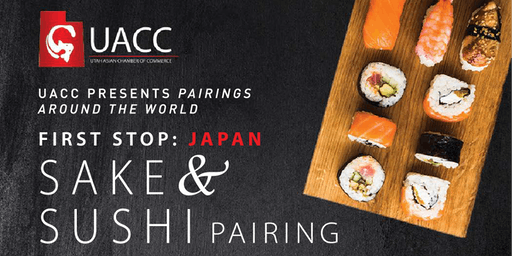 UACC Sake & Sushi Night