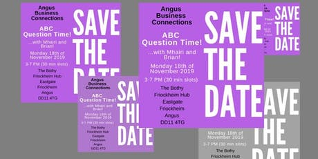 ABC Question Time!....with Mhairi and Brian! tickets