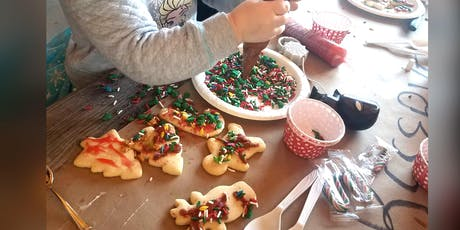 Cookies for Santa tickets