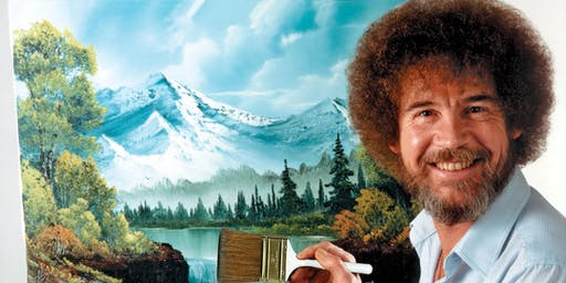 Happy Little Trees: The Bob Ross Painting Class
