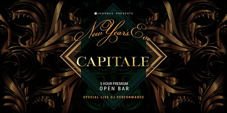 Capitale New Years Eve 2020 Party tickets