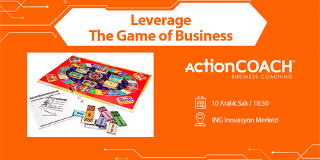 Leverage: The Game of Business - ActionCOACH tickets