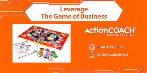 Leverage: The Game of Business - ActionCOACH