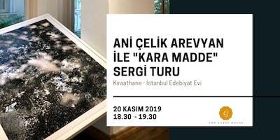 Sanatçı Ani Çelik Arevyan ile Kara Madde Serg